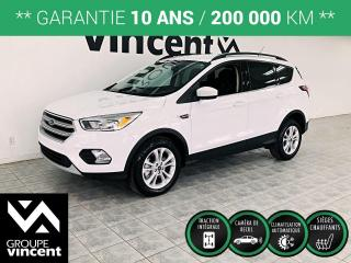 Used 2017 Ford Escape SE AWD ** GARANTIE 10 ANS ** Confortable et polyvalent! for sale in Shawinigan, QC