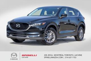 Used 2018 Mazda CX-5 GS AWD Sieges Chauffants Bluetooth 2018 Mazda CX-5 GS AWD for sale in Lachine, QC