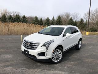 Used 2017 Cadillac XT5 Premium Luxury AWD for sale in Cayuga, ON