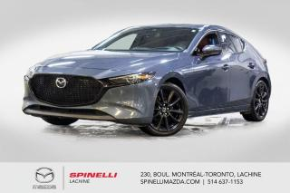 Used 2020 Mazda MAZDA3 Sport GT AWD Cuir Toit Apple car play Androit Auto GPS 2020 Mazda 3 Sport GT AWD for sale in Lachine, QC