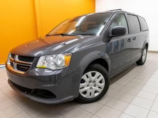 Used 2016 Dodge Grand Caravan SXT CLIMATISATION MULTI ZONES *STOW N GO* for sale in St-Jérôme, QC
