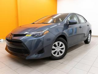 Used 2017 Toyota Corolla CE AUTOMATIQUE BLUETOOTH *AVERT. CHANG VOIE* for sale in St-Jérôme, QC
