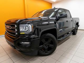 Used 2018 GMC Sierra 1500 ELEVATION 4X4 CAMÉRA BLUETOOTH *GR. REMORQUAGE* for sale in St-Jérôme, QC