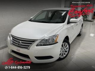 Used 2015 Nissan Sentra Berline 4 portes, CVT SV for sale in Chicoutimi, QC