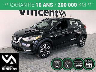 Used 2018 Nissan Kicks SV ** GARANTIE 10 ANS ** Restez connecté! for sale in Shawinigan, QC