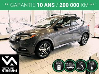 Used 2020 Honda HR-V TOURING AWD ** GARANTIE 10 ANS ** Le plus logeable de sa catégorie! for sale in Shawinigan, QC