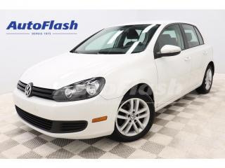 Used 2013 Volkswagen Golf 2.5L COMFORTLINE *MAGS *A/C for sale in St-Hubert, QC