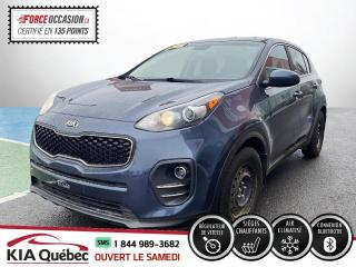 Used 2017 Kia Sportage ** LX * A/C* MAGS *SIEGES CHAUFFANTS * for sale in Québec, QC