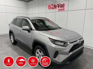 Used 2019 Toyota RAV4 HYBRIDE - LE - AWD for sale in Québec, QC
