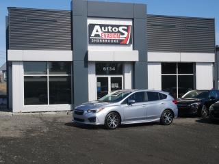 Used 2018 Subaru Impreza 2.0i AWD Sport + BAS KILO + INSPECTÉ + TOIT for sale in Sherbrooke, QC