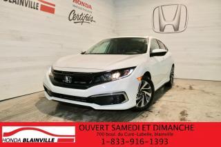 Used 2019 Honda Civic EX CVT for sale in Blainville, QC