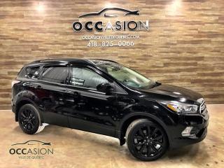 Used 2017 Ford Escape SE AWD DECOR SPORT BLACK for sale in Ste-Brigitte-de-Laval, QC