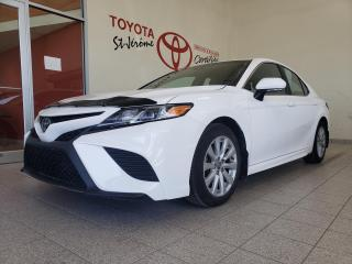 Used 2018 Toyota Camry * SE * MAGS * CAMERA DE RECUL * BAS KILOMETRAGE * for sale in Mirabel, QC