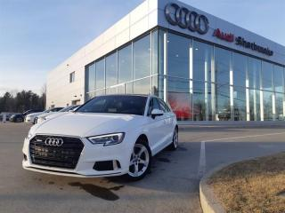 Used 2019 Audi A3 Komfort for sale in Sherbrooke, QC