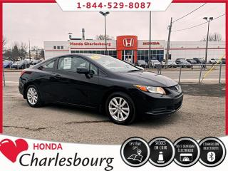 Used 2012 Honda Civic COUPE EX-L ****57 993 KM**** for sale in Charlesbourg, QC