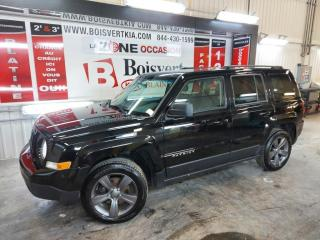 Used 2015 Jeep Patriot JEEP HIGH ALTITUDE PLAN OR 7/160000KM GAR. PROL. for sale in Blainville, QC