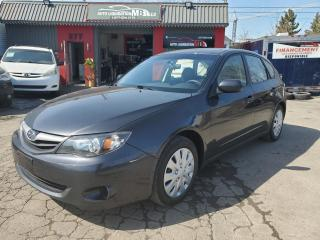 Used 2010 Subaru Impreza 2010 SUBARU IMPREZA**FINANCEMENT DISPONI for sale in Lemoyne, QC
