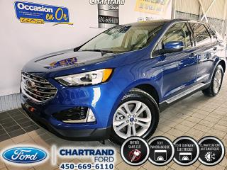 Used 2020 Ford Edge Sel Ti for sale in Laval, QC