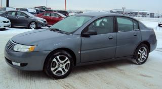 Used 2005 Saturn Ion Level 3 for sale in North Battleford, SK