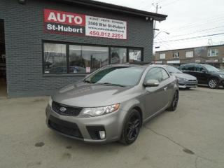 Used 2010 Kia Forte Koup SX for sale in St-Hubert, QC