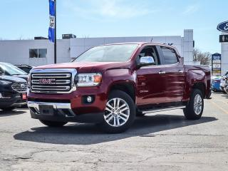 Used 2018 GMC Canyon 4WD All Terrain w/Leather for sale in Niagara Falls, ON