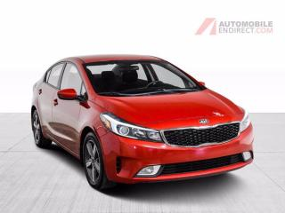 Used 2018 Kia Forte LX+  MAGS CAMERA RECUL SIEGES CHAUFFANTS for sale in Île-Perrot, QC