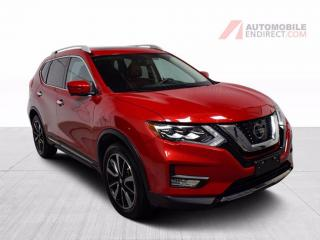 Used 2017 Nissan Rogue SL  AWD CUIR TOIT PANO GPS  MAGS for sale in Île-Perrot, QC