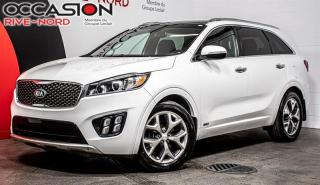 Used 2017 Kia Sorento SX V6 AWD 7-PASS+NAVI+CUIR+TOIT.PANO for sale in Boisbriand, QC