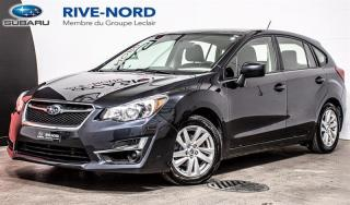 Used 2015 Subaru Impreza Touring MAGS+CAM.RECUL+SIEGES.CHAUFFANTS for sale in Boisbriand, QC