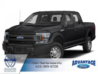 Used 2018 Ford F-150 XLT TRAILER TOW PACKAGE - LOW KMs for sale in Calgary, AB