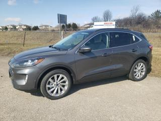 New 2021 Ford Escape Titanium for sale in New Hamburg, ON