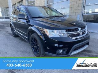 Used 2012 Dodge Journey SXT & Crew for sale in Calgary, AB