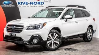 Used 2019 Subaru Outback Limited EyeSight NAVI+CUIR+TOIT.OUVRANT for sale in Boisbriand, QC
