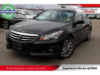Used 2012 Honda Accord EX-L | Heated Front Bucket Seats for sale in Whitby, ON
