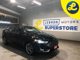 Used 2020 Ford Fusion Hybrid Titanium Hybrid * Navigation * Sunroof * Leather * Remote Start * Back Up Camera * Apple Car Play * Android Auto * Push Button Start * Heated/Cooled F for sale in Cambridge, ON