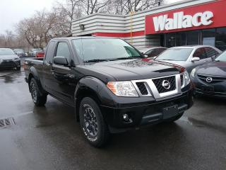 Used 2018 Nissan Frontier PRO-4X King Cab *SOLD* for sale in Ottawa, ON