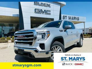 New 2021 GMC Sierra 1500 SLE 4WD for sale in St. Marys, ON