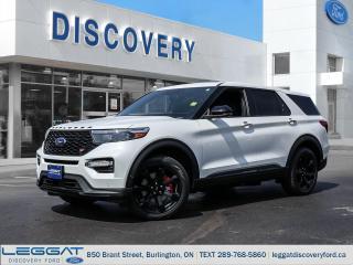 New 2021 Ford Explorer ST for sale in Burlington, ON