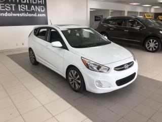 Used 2016 Hyundai Accent SE AUTO TOIT MAGS A/C CRUISE BT SIÈGES C for sale in Dorval, QC