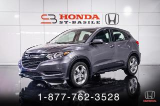 Used 2017 Honda HR-V LX + AWD + A/C + CAMERA + MAGS + WOW! for sale in St-Basile-le-Grand, QC