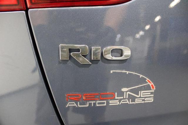 2016 Kia Rio (5) LX - MT
