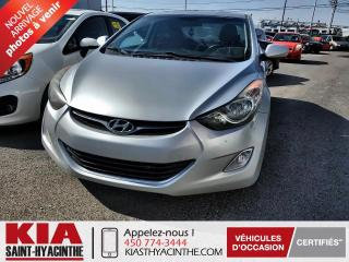 Used 2011 Hyundai Elantra GLS * TOIT OUVRANT / SIÈGES CHAUFFANTS for sale in St-Hyacinthe, QC