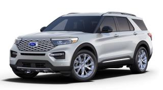 New 2021 Ford Explorer Platinum for sale in Thornhill, ON