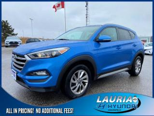 Used 2017 Hyundai Tucson 2.0L FWD PREMIUM for sale in Port Hope, ON