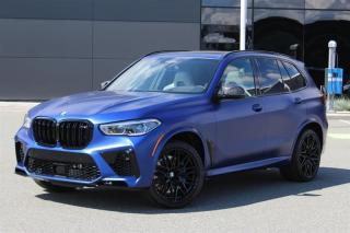 New 2021 BMW X5 M Competition for sale in Langley, BC