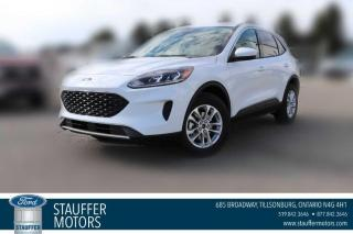 New 2021 Ford Escape SE Hybrid for sale in Tillsonburg, ON