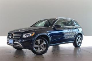 Used 2017 Mercedes-Benz GLC 300 4MATIC SUV for sale in Langley City, BC