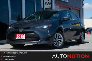 Used 2019 Toyota Corolla for sale in Chatham, ON