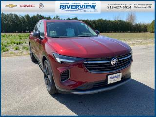 New 2021 Buick Envision Preferred for sale in Wallaceburg, ON
