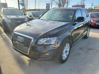 Used 2012 Audi Q5 Quattro 4dr 2.0L Premium Plus NAV Two set of Tires for sale in Winnipeg, MB